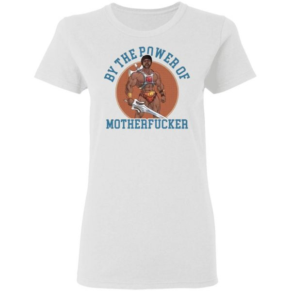 Jules Winnfield by the power of motherfucker T-Shirt