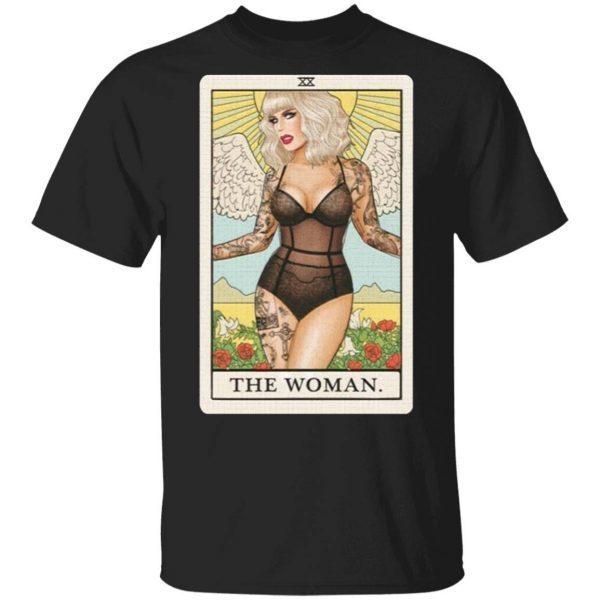 Katya Tarot Card T-Shirt