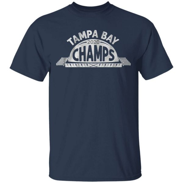 Tampa bay bubble champs T-Shirt