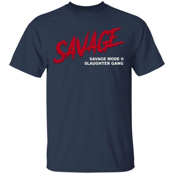 21 Savage Merch Savage T-Shirt