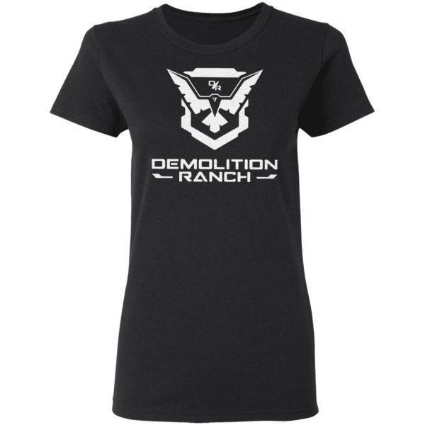 demolition ranch t shirt