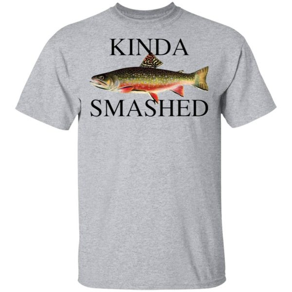 Kinda smashed fish T-Shirt