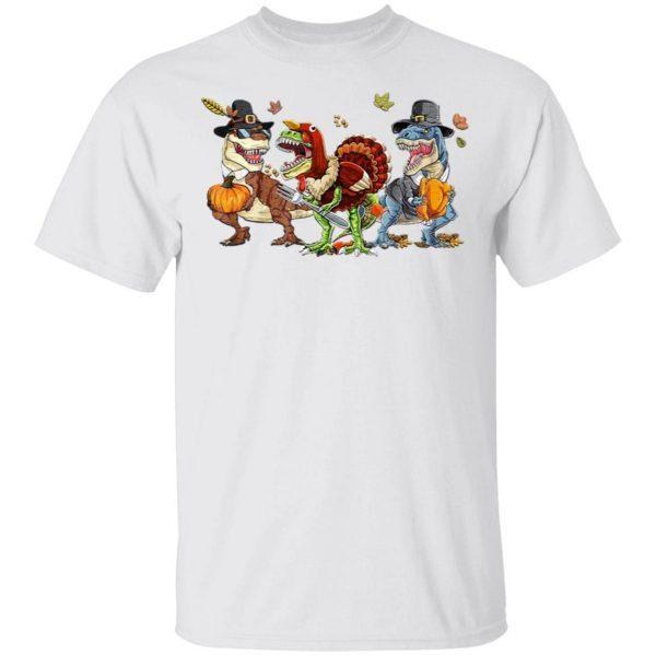 Dinosaur T-rex Halloween T-Shirt