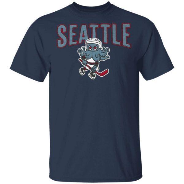 Kritty seattle kraken T-Shirt