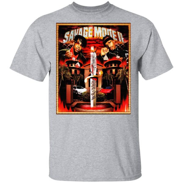 Savage Mode 2 T-Shirt