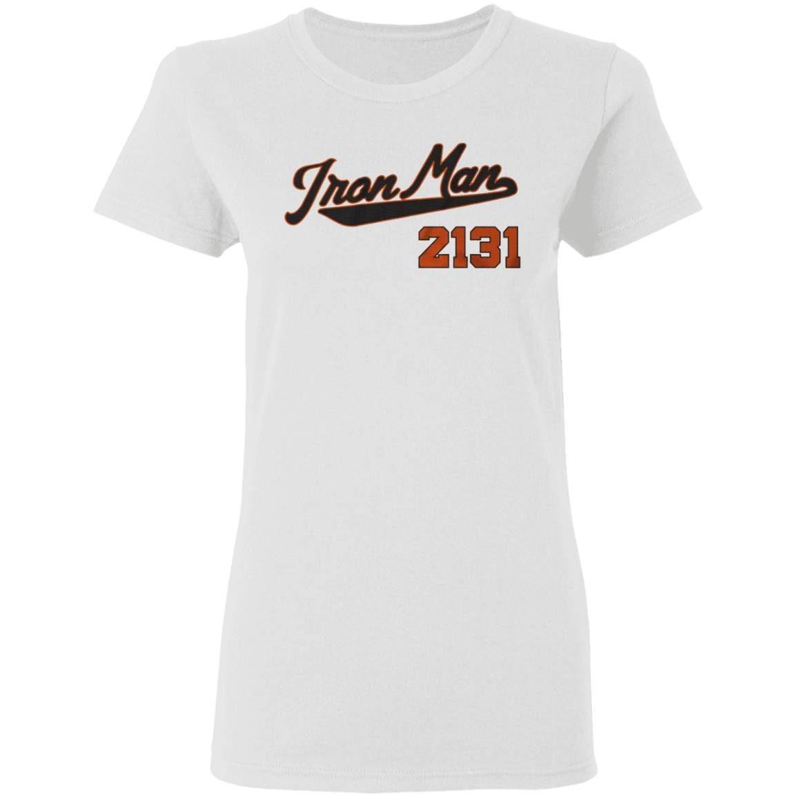 Iron Man 2131 T Shirt