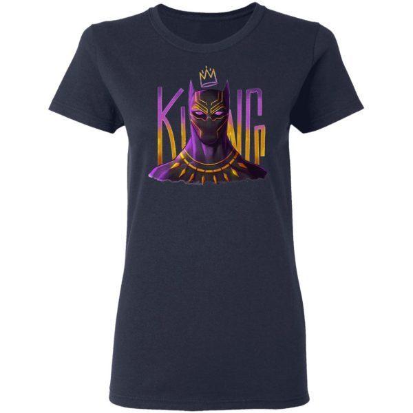 Forever king wakanda T-Shirt