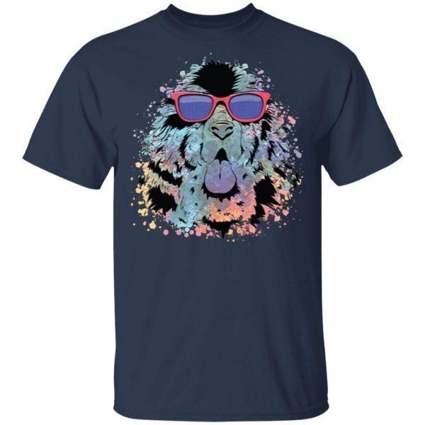 landseer dog T-Shirt