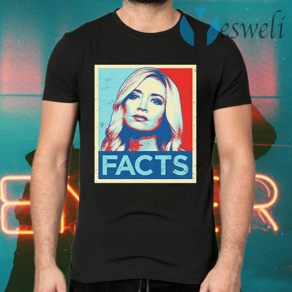 2020 Kayleigh Mcenany Facts T-Shirts