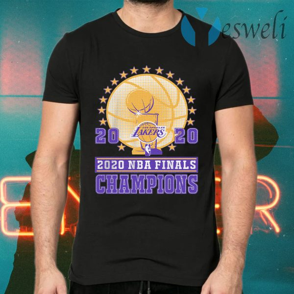 2020 NBA finals champions T-Shirts