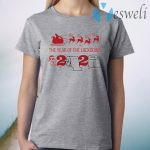 2020 toilet paper the year of the lockdown Christmas T-Shirt