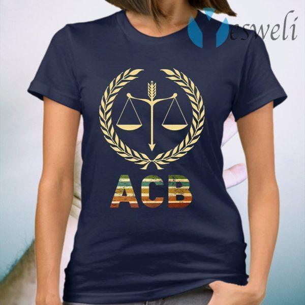 ACB Shirt Amy Coney Barrett T-Shirt