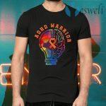 ADHD Fights Attention Deficit Warrior T-Shirts