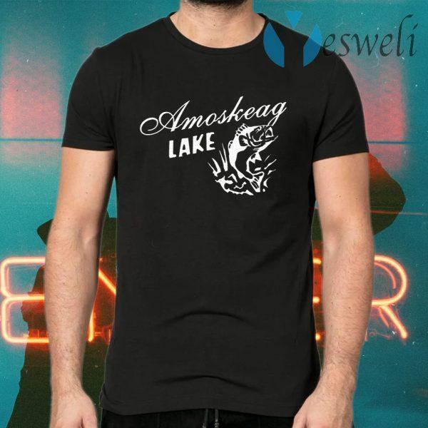 Amoskeag Lake T-Shirts