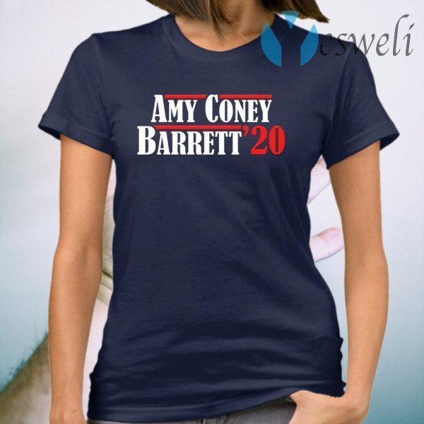 Amy Coney Barrett 20 Justice ACB T-Shirt