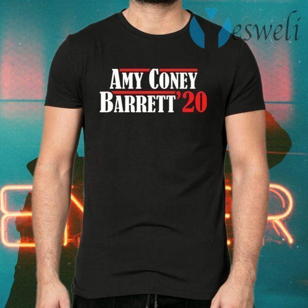 Amy Coney Barrett 20 Justice ACB T-Shirts