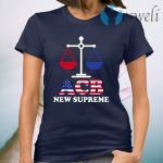 Amy Coney Barrett For New Supreme Court Justice SCOTUS 2020 T-Shirt