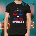 Amy Coney Barrett For New Supreme Court Justice SCOTUS 2020 T-Shirts