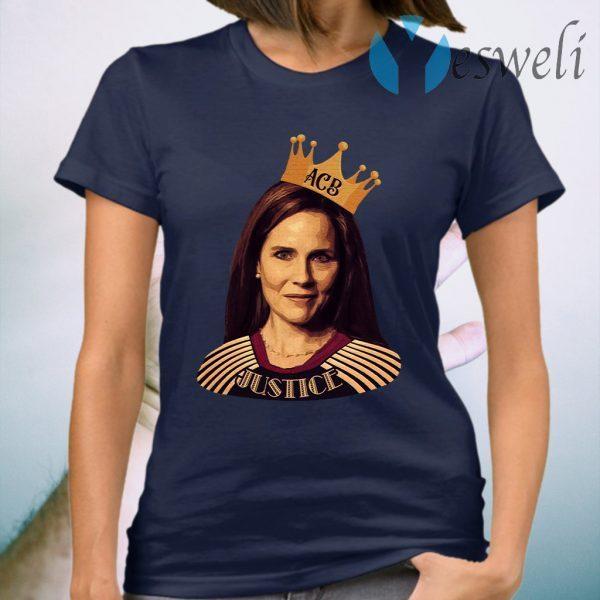 Amy Coney Barrett Justice T-Shirt