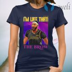 Anthony Davis I'm Like That The Brow T-Shirt