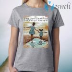 Autism I See Your True Colors Thats Why I Love You T-Shirt