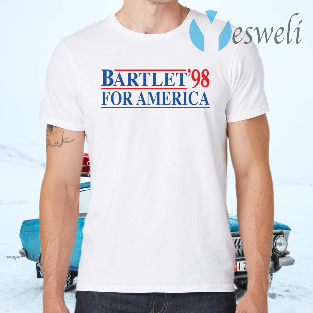 Bartlet for America 1998 T-Shirts