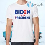 Biden For Resident T-Shirts