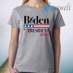 Biden for Resident Funny Political T-Shirt