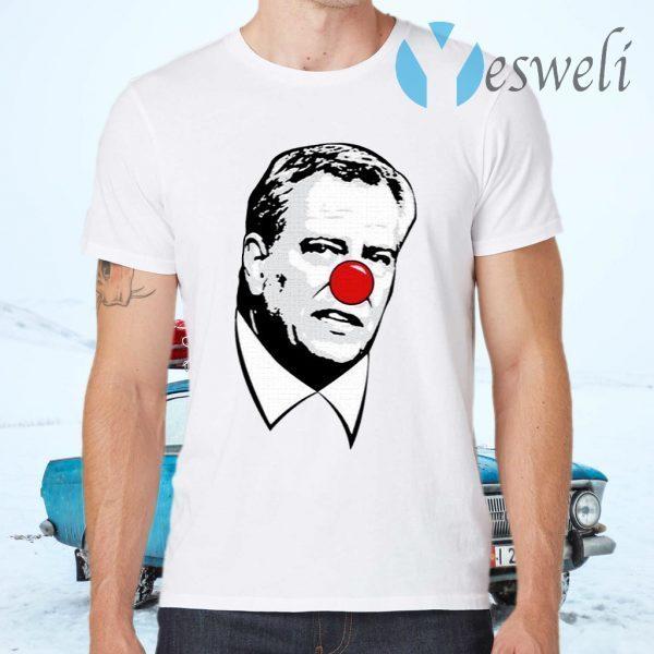 Bill De Blasio Clown Nose T-Shirts