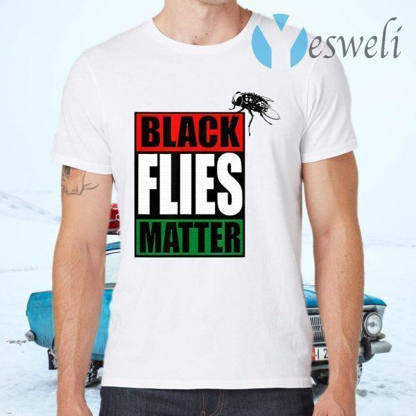 Black Flies Matter Funny Fly Pence Trump Biden Vote 2020 T-Shirts