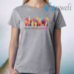 Black girls vote logo T-Shirt