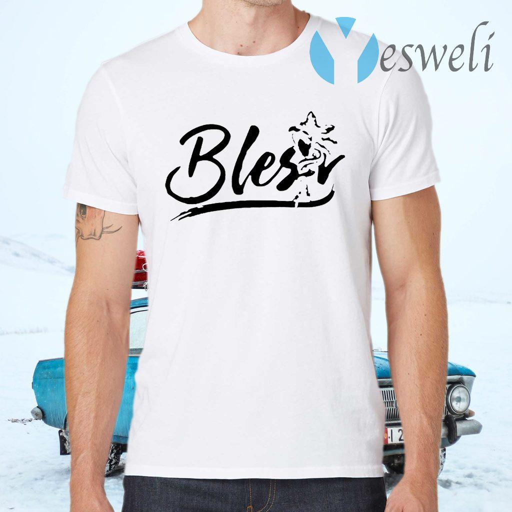 Blesiv white T-Shirts