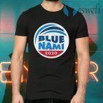 Blue Nami Blue Wave 2020 Democrat T-Shirts