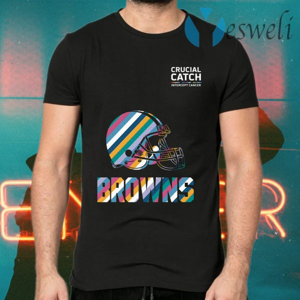Browns crucial catch T-Shirts