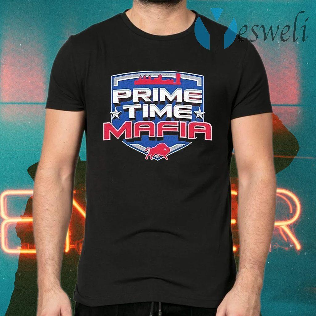 Buffalo Comeback Prime Time Mafia T-Shirts