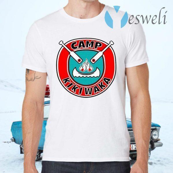 Camp kikiwaka bunk'd T-Shirts