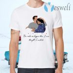 Chandler You Make Me Happier Than I Ever Thought I Could Be T-Shirts