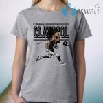 Chase Claypool Cartoon T-Shirt