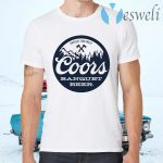 Coors Banquet Beer Protect Our West T-Shirts