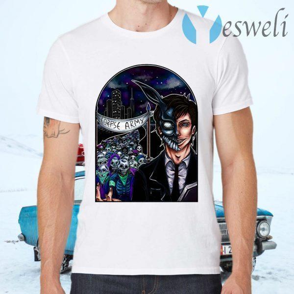 Corpse husband T-Shirts