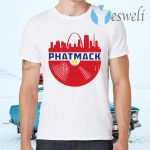 DJ Phatmack Saint Louis Skyline T-Shirts
