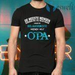 De BELANGRIJKSTE noemen mij OPA T-Shirts