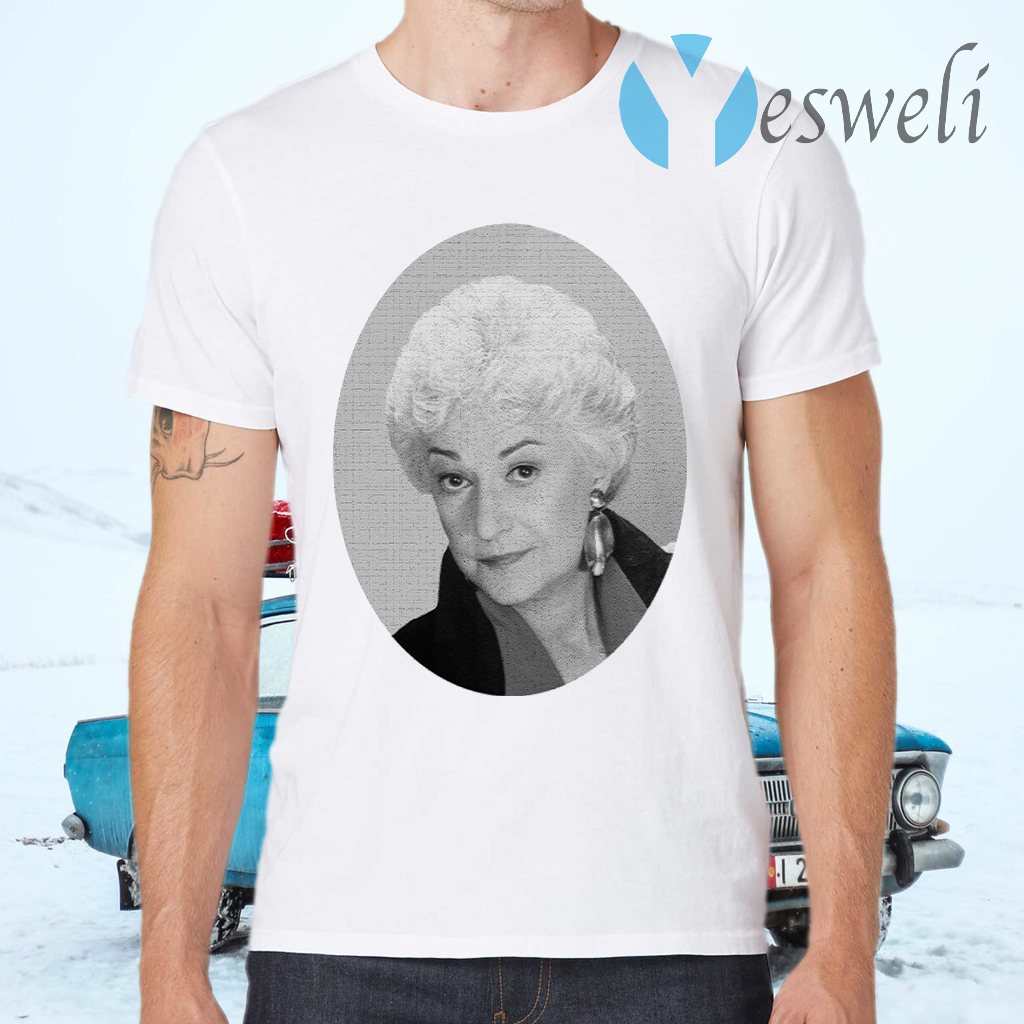 Deadpool Bea Arthur T-Shirts