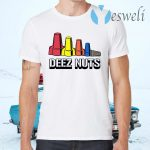 Deez Nuts Electrician T-Shirts