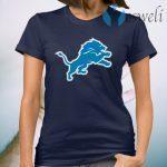 Detroit lions T-Shirt