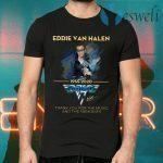 Eddie Van Halen Thank You For The Memories 1955-2020 T-Shirts