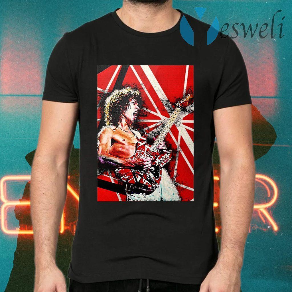 Eddie van halen T-Shirts