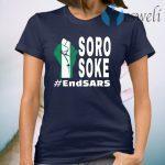 Endsars Soro Soke Police Reform In Nigeria T-Shirt