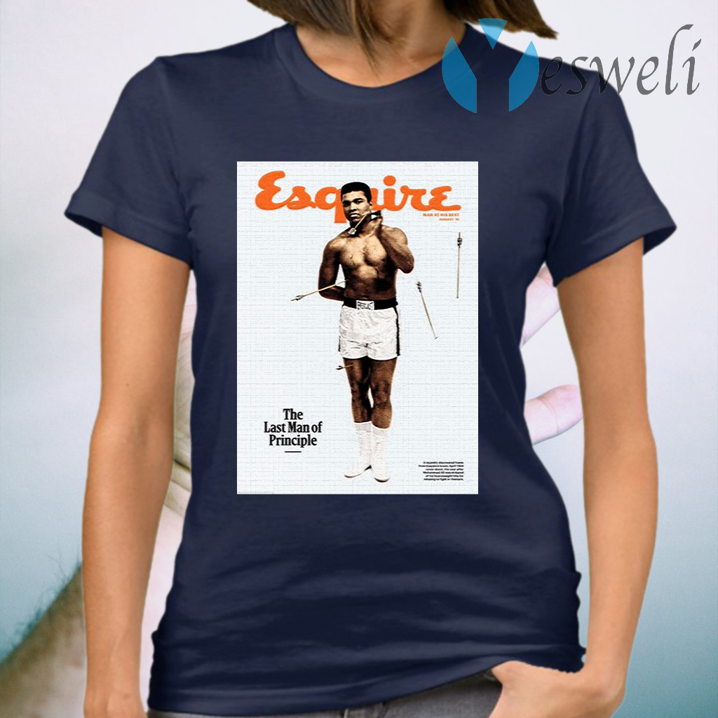 Esquire The Last Man Of Principle T-Shirt