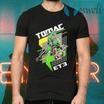 Et3 eli tomac 3 motocross and supercross T-Shirts